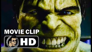 THE INCREDIBLE HULK Movie Clip - Antidote Test (2008) Edward Norton Marvel Superhero Movie HD
