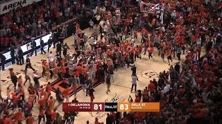 Oklahoma State upsets No. 4 Oklahoma and Trae Young | ESPN