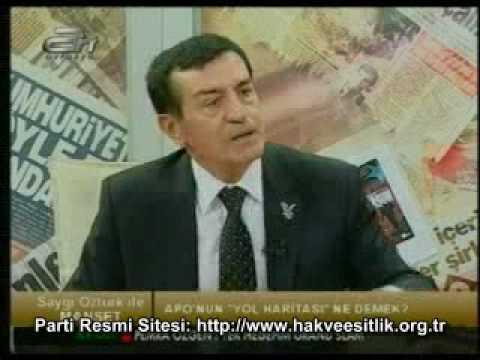 Osman PAMUKOĞLU / Avrasya Tv (Art) Manşet 3.Kısım