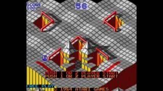 Marble Madness (Genesis) JPN Playthrough - NintendoComplete