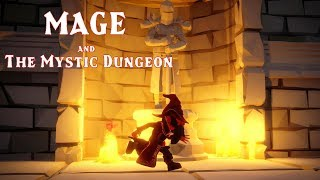 Mage and The Mystic Dungeon - Adventure Game Android Trailer ᴴᴰ