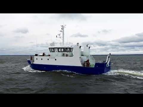 Baltic Workboats 25m research vessel