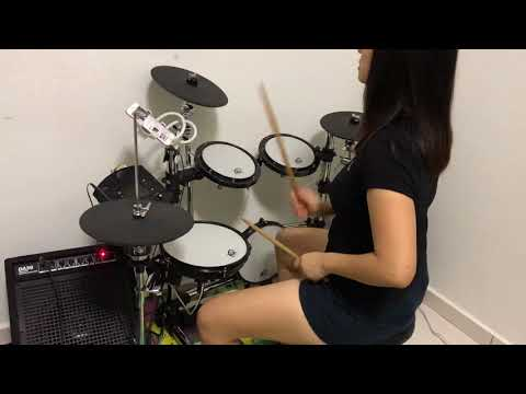 21 Guns    Green Day    Drum Cover by Adel Lim   