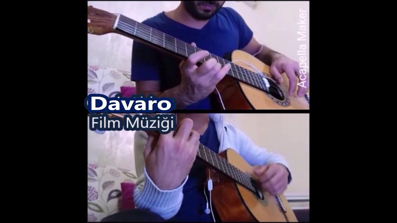 Davaro Film Müziği - Gitar Cover