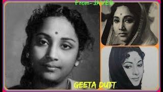 #*.GEETA ROY-Film-KALANK SHOBHA-(1949)-Ho Nain Milake Chhod Ke Janewale Aaja-[Rare GEm ]