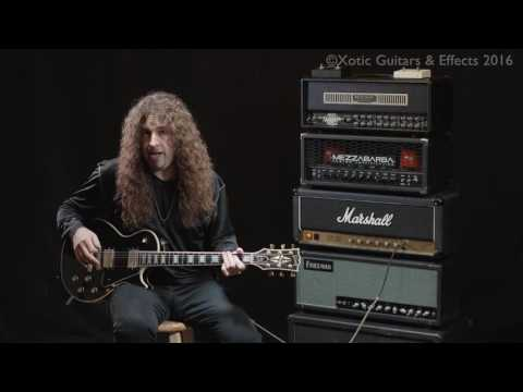 Howie Simon with the Xotic Effects RC Booster V2 + Gibson Les Paul - Part 1