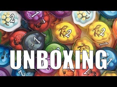 GeekUp Bit Set: Quacks Of Quedlingburg Unboxing
