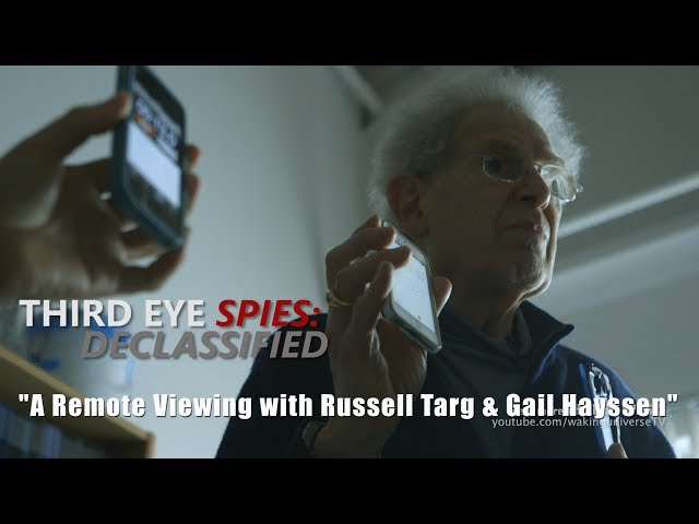Third Eye Spies: A Real Time Remote Viewing Experiment with Russell Targ
