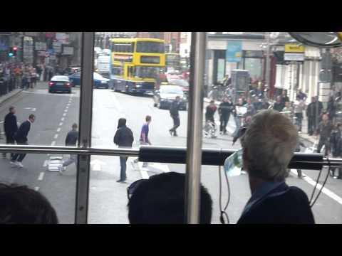 Dublin Street Fight