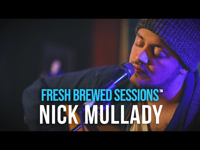 #acoustic #singersongwriter Nick Mullady | Glory | Fresh Brewed Sessions