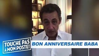 Sarkozy Kendji et Omar Sy souhaitent un bon anniversaire