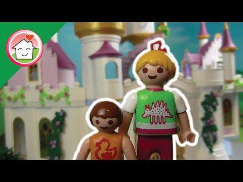 حفلة رأس السنة في قصر القلعة - عائلة عمر - أفلام بلاي