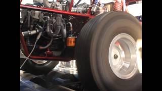 Toyota 3sge turbo Dyno
