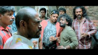 10 endrathukulla tamil movie scenes vikram accepts to do a task for pasupathy samantha