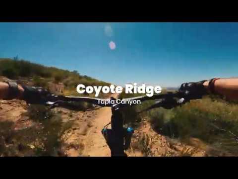 Coyote Ridge - Tapia Canyon