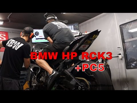 2016 S1000RR: BMW HP RCK3/ PCV Dyno-Tune How To  | Irnieracing