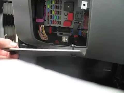 Złącze diagnostyczne Peugeot Boxer II Diagnostic OBD 2