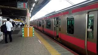 JR京葉線・蘇我行き