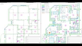 Технологическая перепланировка 4-х комнатной квартиры копэ работать идите СПАТЬ