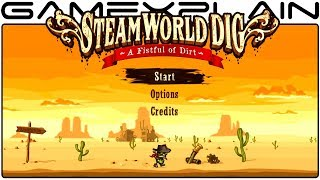 SteamWorld Dig: A Fistful of Dirt - Game & Watch (Nintendo Switch)