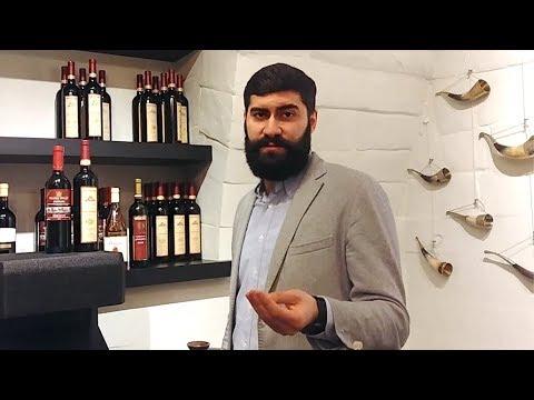 Какие грузинские вина можно пить. 1 серия.