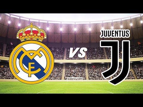 Image Result For Vivo Juventus Vs Real Madrid En Vivo Live Youtube