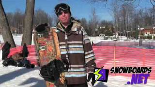 2010 Forum Youngblood Chillydog Snowboard Review from Snowboards.net