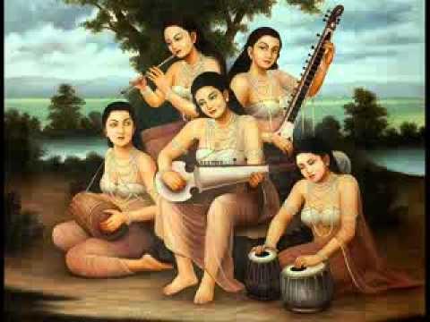 Gopala Radhalolaa - an art of living bhajan