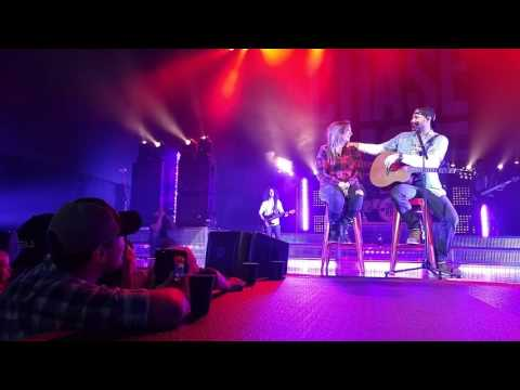 Chase Rice - Ride (Live Pittsburgh)