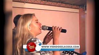 VIDEO: ALMA MIA (en VIVO)