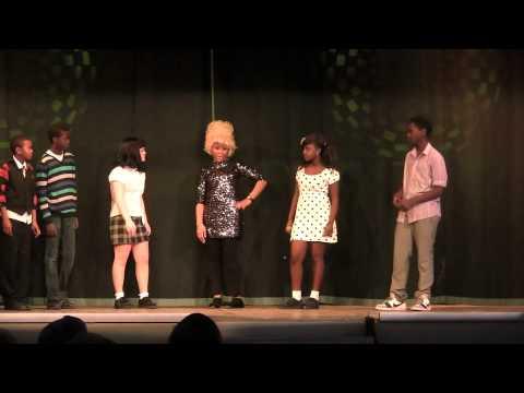 Hairspray rehearsals at William Edwards