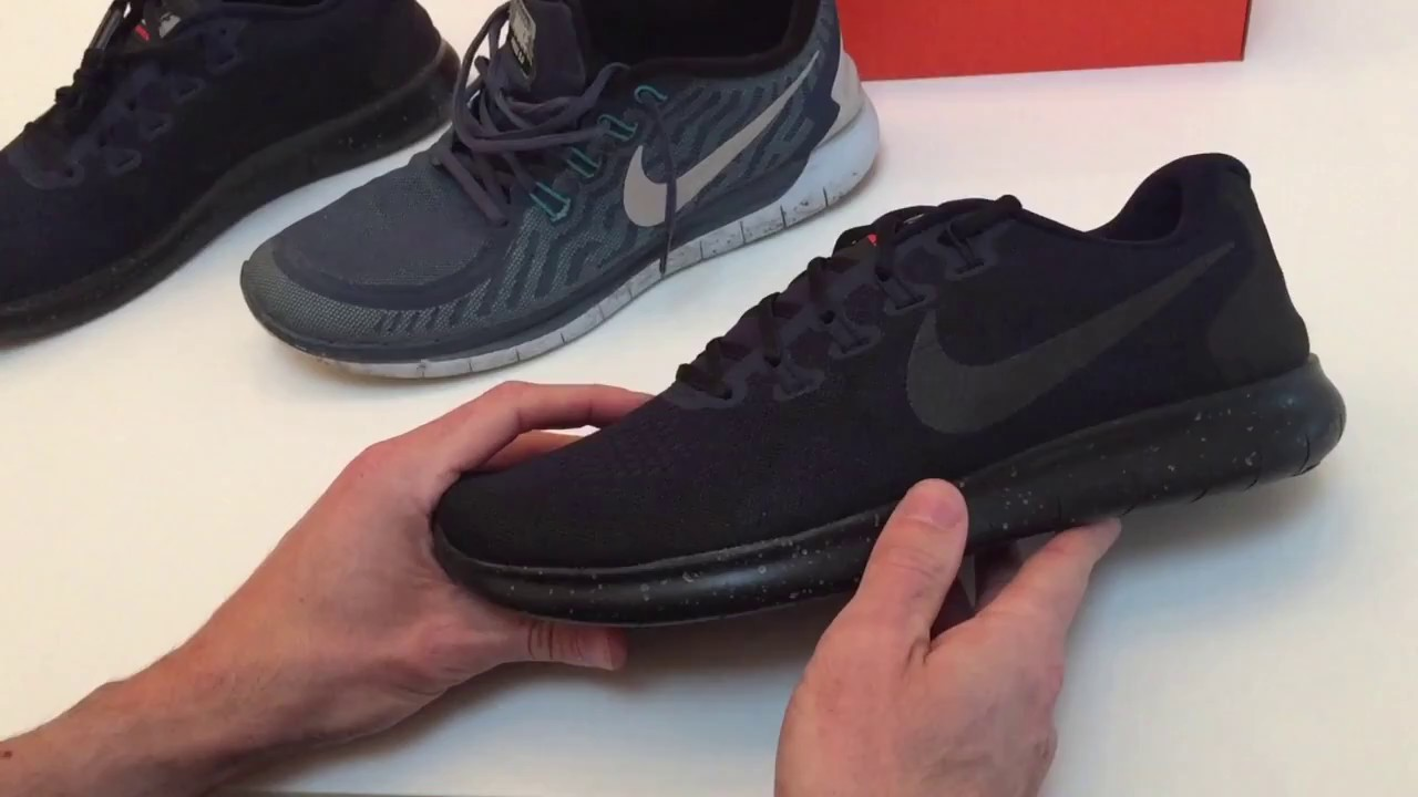 new concept 14cc1 b4860 Nike Free RN 2017 Shield Unboxing   Review