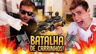 Video BATALHA DE CARRINHOS!! ( DEU RUIM ) [ REZENDE EVIL ] download MP3, 3GP, MP4, WEBM, AVI, FLV Agustus 2018