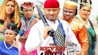 Seven Heads Season 8  - Yul Edochie2019 Latest Nigerian Nollywood Movie