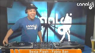 DJ Fabio San - Eurodance - Programa Sexta Flash - 08.03.2019