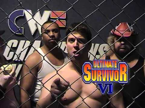 CWF Mid-Atlantic Flashback: Ultimate Survivor VI - Part 2 (11/15/08)