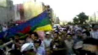 Vidéo-0002 Maroc 26 Juin Tanger 2 milions manifestons  تسونامي طنجة