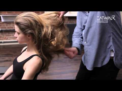 HOW TO: MARILYN HAIR // AW13 The Blonds by TIGI