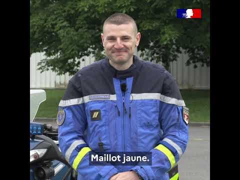 TDF 2021 : Faites le tour des questions avec Jimmy, motocycliste de la Garde Républicaine