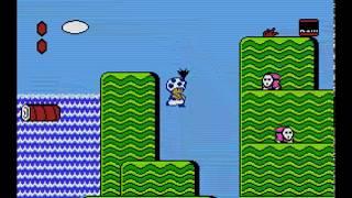 Super Mario Bros  2 (NES) - Let's Show - Welt 1