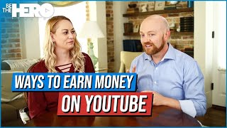 How To Make Money On YouTube - Julie May