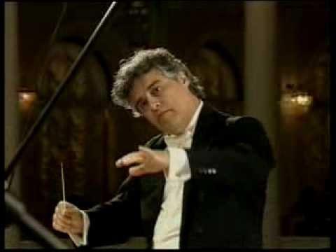 """Fikrət Əmirov - """"ŞUR"""" Simfonik Muğamı. Dirijor - Silvio Barbato (İtaliya)"""