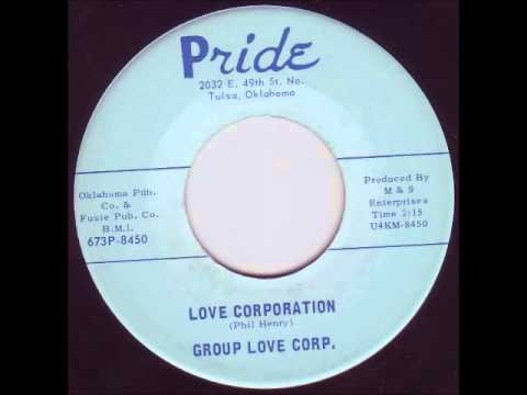 Group Love Corp  - Love Corporation