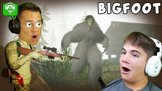 Camping Outdoors to Find Bigfoot with HobbyGaming