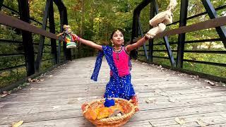 Putul Nebe Go - Kids Dance - Anahita