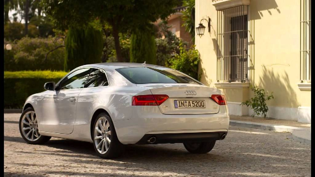 2013 audi a5 coupe exterior and interior details youtube. Black Bedroom Furniture Sets. Home Design Ideas