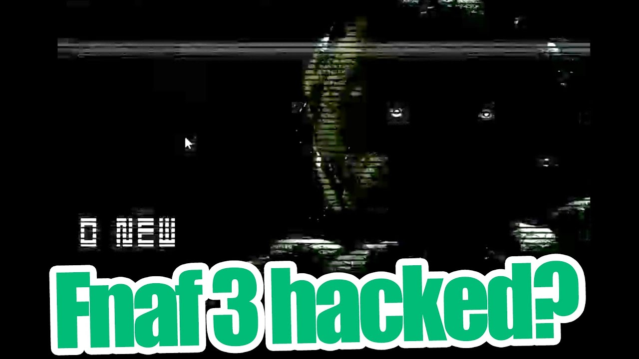 Hacked game released early hilarious troll game from scott cawthon