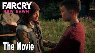 Far Cry New Dawn - The Movie All Cutscenes [HD 1080P]