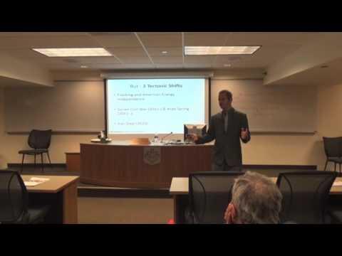 Professor Udi Sommer - US-Israel Relations