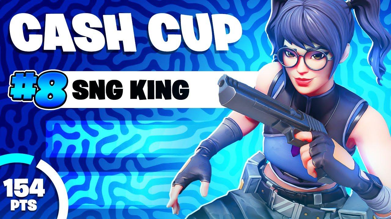 COMO PEGUEI TOP 8 NA CASH CUP SOLO COM APENAS 7 PARTIDAS! (R$ 1.000,00)